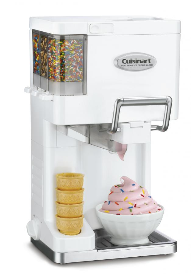 "Cuisinart ICE-45 ""Soft Serve"" Ice Cream Maker"